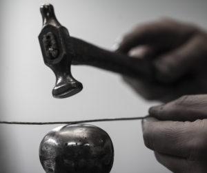 Gingilli - Lavorazione artigianale